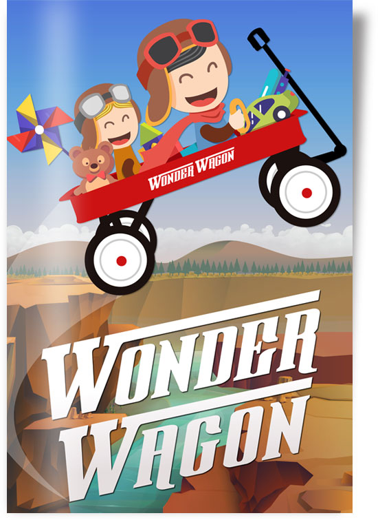 Wonder Wagon - Team Building Acvtivity